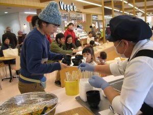野呂・0109・雪室野菜をお披露目/えちご上越IMG_0015
