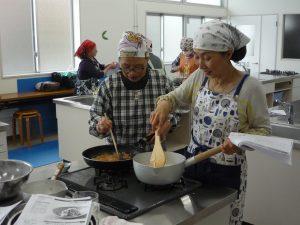 えちご上越 米粉料理教室