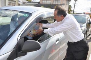 にいがた南蒲 交通事故「なし」キャンペーン