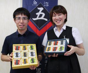 十日町 米屋五郎兵衛ギフトパック②