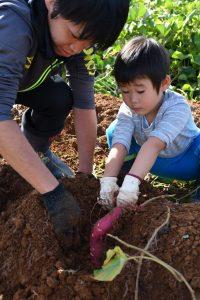 にいがた南蒲 JA女性部親子農業体験