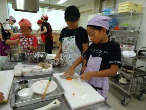 柏崎 子供と一緒にフレミズ料理とヨガ教室